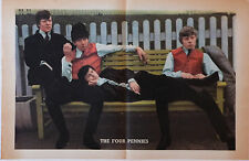 THE FOUR PENNIES  - 1960'S MAGAZINE CENTREFOLD POSTER