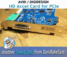 Avid Digidesign HD Accel PCIe Card for Pro Tools - Pulled From Working Mac Pro