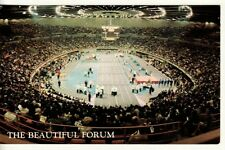 Sports -- THE FORUM, enclosed Stadium for Track Meets & other Events, postcard