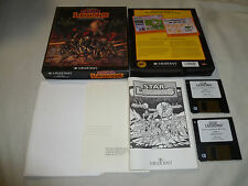 BOXED STAR LEGIONS COMPUTER PC GAME W BOX & MANUAL SUPERNOVA CREATIONS MINDCRAFT