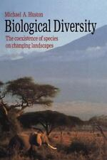 Biological Diversity: The Coexistence of Species (Cambridge Studies in-ExLibrary