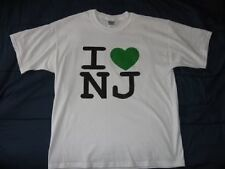 I Heart NJ T-shirt  I Love New Jersey Tee Jersey Shore Jerseylicious Housewives