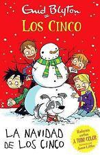 La Navidad de los Cinco by Enid Blyton (2016, Paperback)