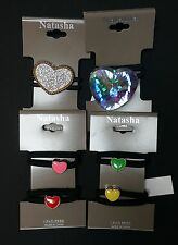 NEW NATASHA NORDSTROM SET OF 4 PACK DIFFERENT STYLES HAIR TIES PONY TAIL HOLDER