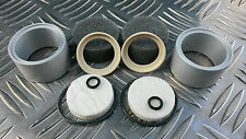 RANGE ROVER P38 EAS AIR SUSPENSION COMPRESSOR PISTON LINER + SEAL REPAIR KITS