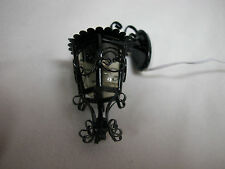Heidi Ott Dollhouse Miniature Light 1:12 Scale Ornate Carriag  Wall Lamp #YL2049