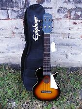 Epiphone Les Paul Acoustic-Electric Concert Ukulele w bag #0525