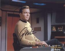 WILLIAM SHATNER as Capt. Kirk - Star Trek GENUINE AUTOGRAPH UACC (R18096)