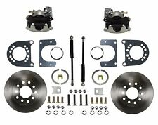 "Rear Disc Brake Conversion Kit Ford 9in Large Bearing Torino ""NEW"" style axles"