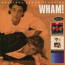 Wham! : Orginal Album Classics (3 CD)