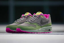 NIKE AIR MAX 1 LTR QS *DARK PEWTER* atmos kid patta* EU 43/US 9.5 /UK 8.5*NEW*