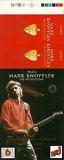 RARE / TICKET CONCERT LIVE - MARK KNOPFLER ( DIRE STRAITS ) FRANCE JUILLET 1996