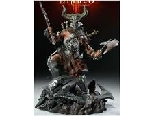 Sideshow Exclusive Diablo III Overthrown Statue Blizzard Barbarian Diorama New !