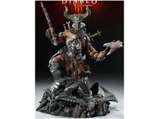 Sideshow Exclusive Diablo III Overthrown Statue Blizzard Barbarian Diorama New !