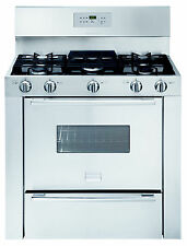 "Frigidaire Professional 36"" Stainless Steel Freestanding Gas Range FPGF3685LS"