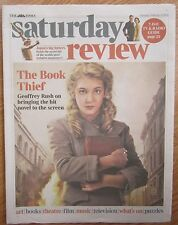 The Book Thief – Geoffrey Rush – Times Saturday Review – 8 February 2014