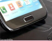 Aluminium Metal Home Button Sticker for Samsung Galaxy Note 2 II N7100 N7105