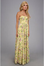 French Connection Piperlime 8 Nwt Spring Bloom Voile Maxi Dress M  8