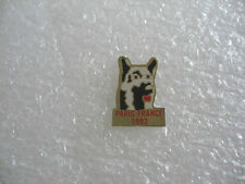 PIN'S PARIS FRANCE 1992 CHIEN BERGER ALLEMAND  PINS PIN ANIMAL DOG  P16