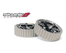 Skunk2 BLACK Pro Series Adjustable Cam Gears 1994-2001 Acura Integra GSR B18C1