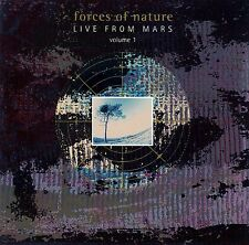 FORCES OF NATURE : LIVE FROM MARS - VOLUME 1 / CD (VIRGIN 842080 2) - NEUWERTIG