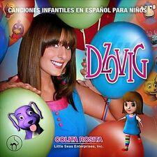 Colita Rosita: Canciones Infantiles en Espa€ol para Ni€os by Dzovig (CD,...