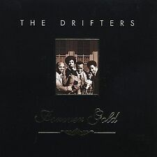 CD • Drifters • Forever Gold • Original recording remastered, O