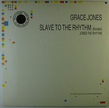 "12"" Maxi - Grace Jones - Slave To The Rhythm - A2395 - washed & cleaned"