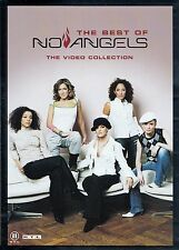 NO ANGELS : THE BEST OF NO ANGELS (THE VIDEO COLLECTION) / DVD