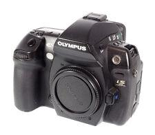 Olympus  E-3 10,1 MP Digitalkamera - Schwarz (Nur Gehäuse)