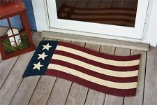 Star Spangled Americana Doormat Rug ~ by Park Designs