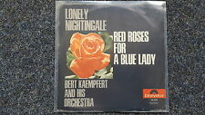Bert Kaempfert - Lonely nightingale 7'' Single