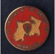 Friends of the County of Middlesex enamel lapel badge