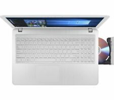 "ASUS X541SA 15.6"" Laptop Intel Pent Quad Core N3710 Ram 4GB/1TB DVD W10 White"