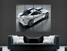 FERRARI 599 GTO SPORT FAST CAR WALL POSTER ART PICTURE PRINT LARGE  HUGE