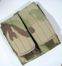 NEW DESERT DCU MOLLE DOUBLE MAG POUCH--AIRSOFT