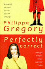 Philippa Gregory Perfectly Correct Very Good Book