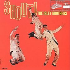 Shout! by The Isley Brothers (CD, Mar-2006, Collectables)