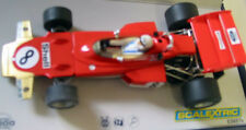 SCALEXTRIC C3657A LOTUS 72 TONY TRIMMER LEGENDS LIMITED EDITION   NEW