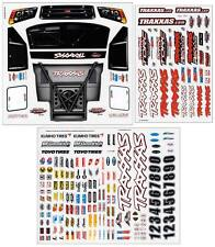 NEW Traxxas Decal Sheet Slash 4x4 6813