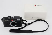 """Exc++"" Leica M6 TTL 0.72 35mm Rangefinder Film Camera Body From japan #0193"