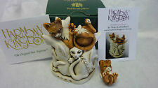 Harmony kingdom PAWS FOR THOUGHT CATS