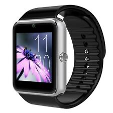 Bluetooth Smart Wrist Watch GT08 Clock Sync Notifier With Sim Card GSM Phone