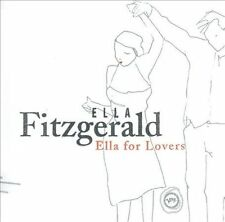 Ella Fitzgerald For Lovers CD 16TRACKS Soul Oldies w/I Got A Guy, Bewitched +