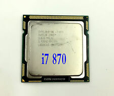Free shipping Intel Core i7 870 2.93GHz SLBJG 8M LGA 1156 CPU Processor