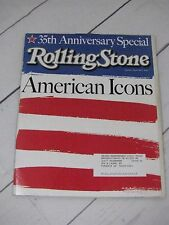 ROLLING STONE Magazine #922 MAY 15 2003 AMERICAN ICONS - R66