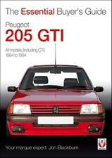 Peugeot 205 GTI The Essential Buyers Guide 1984 to 1994 book paper
