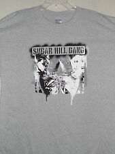 NEW - SUGAR HILL GANG BAND / CONCERT / MUSIC T-SHIRT LARGE