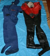 Viking Dry Suit & Thermals (Large)