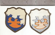 #024 US ARMY 18TH DIVISION GHOST PATCH